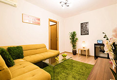 Quiet & spacious apartment for short term rental in downtown Bucharest