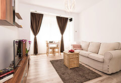 Lovely one bedroom rental, next to Calea Victoriei and Romanian Atheneum