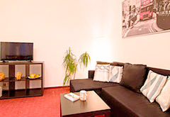 Quiet apartment for short term rental in Bucharest, in the city center