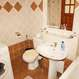 Bucharest - 1 bedroom apartment: Bathroom