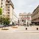 Bucharest - 1 bedroom apartment: Surroundings - Calea Victoriei and Old Town