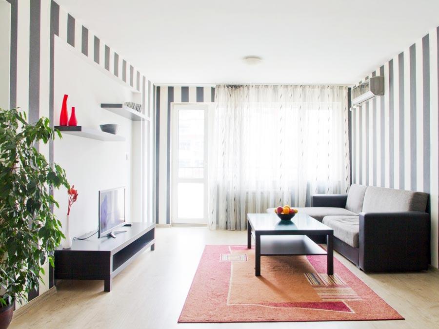 appartement prix bas location court terme au centre. Black Bedroom Furniture Sets. Home Design Ideas